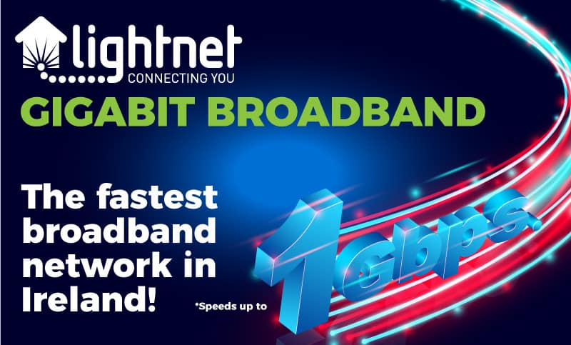 Unlimited Gigabit Fibre Broadband Has Arrived